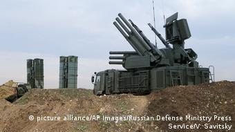 Μήλον της έριδος το ρωσικό αντιπυραυλικό σύστημα S-400