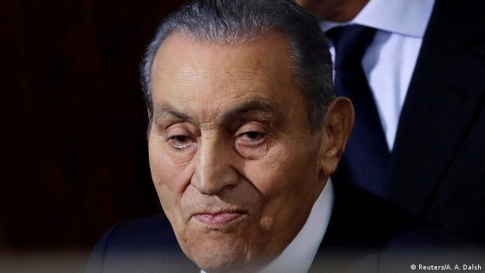 Ägypten Mubarak Aussage Prozess Mursi Muslimbrüder