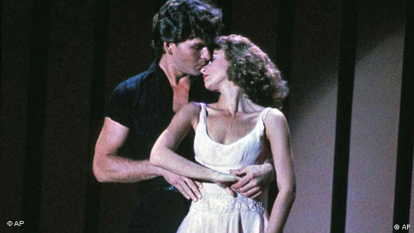 Patrick Swayze in Dirty Dancing Flash-Galerie