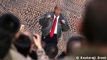 Trump besucht US-Truppen im Irak