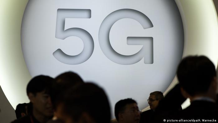 5G-Mobilfunk (picture-alliance/dpa/A. Warnecke)