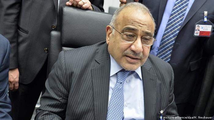 Österreich OPEC | Adil Abd Al-Mahdi, Ölminister Irak (picture-alliance/dpa/H. Neubauer)