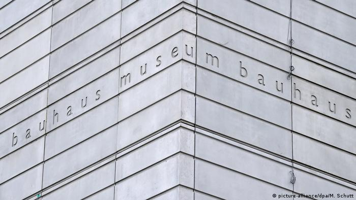 facade of the Bauhaus Museum (picture-alliance/dpa/M. Schutt)