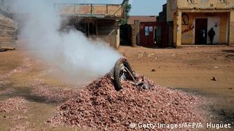 Kongo Beni | Protest & Demonstration