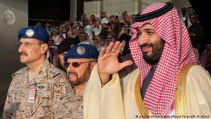 Saudi Arabien König Salman bildet Kabinett um | Kronprinz Mohammed bin Salman