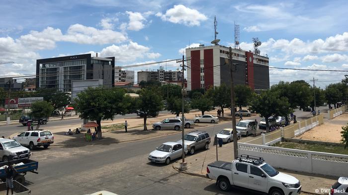 Mosambik - Stadtzentrum Nampula