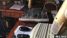 Mosambik - Nampula Rádio Vida