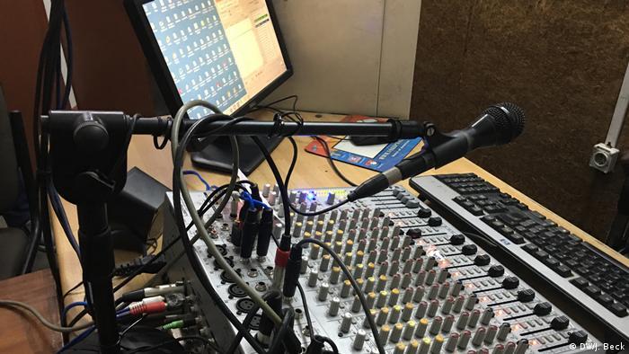 Mosambik - Nampula Rádio Encontro