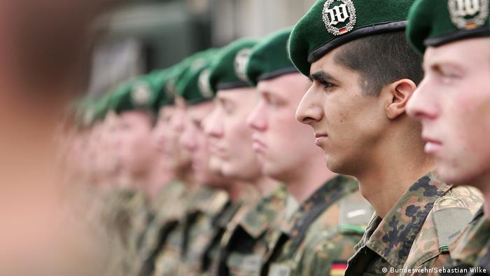 Non-citizen soldiers in Germany: What you need to know