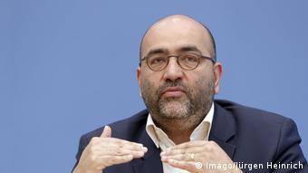 Эксперт по внешней политике партии Союз 90/зеленые в бундестаге Омид Нурипур (фото из архива)