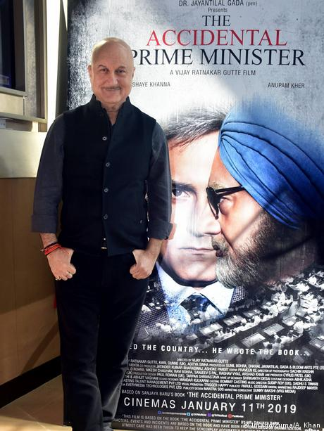 Indien Film The Accidental Prime Minister (Imago/Zuma/A. Khan)