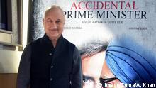 Indien Film The Accidental Prime Minister