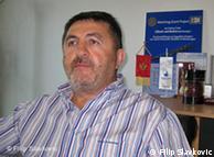 Dragan Ivankovic, Hotel-Direktor (Foto: DW/Filip Slavkovic)