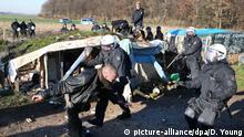 Razzia am Hambacher Forst