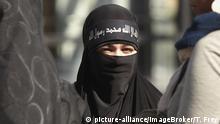 IS - Salafistin - Symbolbild