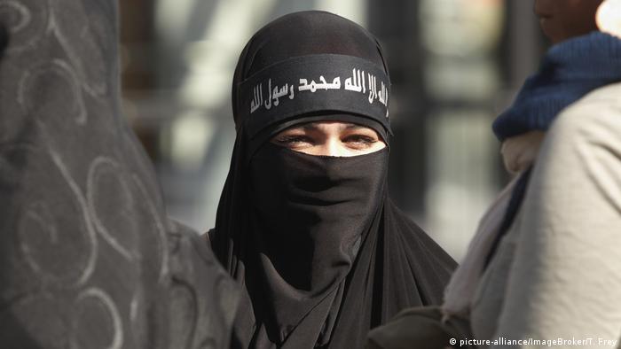 IS - Salafistin - Symbolbild (picture-alliance/ImageBroker/T. Frey)