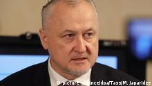 Russland Juri Ganus, Generaldirektor Anti-Doping-Agentur RUSADA