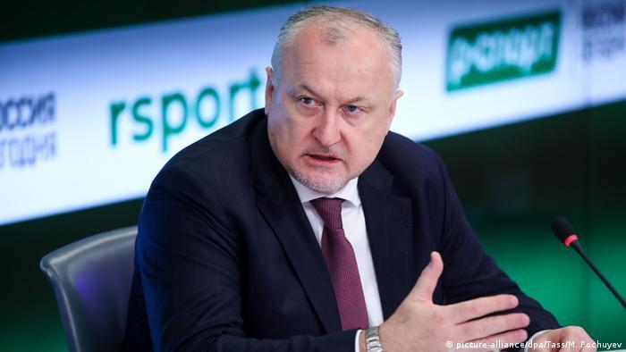 Juri Ganus, el director de la Agencia Rusa Antidopaje (RUSADA).