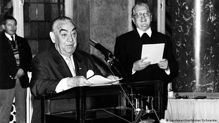 Deutschland 48. Jahrestag der Rebellion des Warschauer Ghettos - Estrongo Nahama