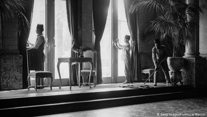 Ägypten - Hausangestellte - Domestic Service 1936