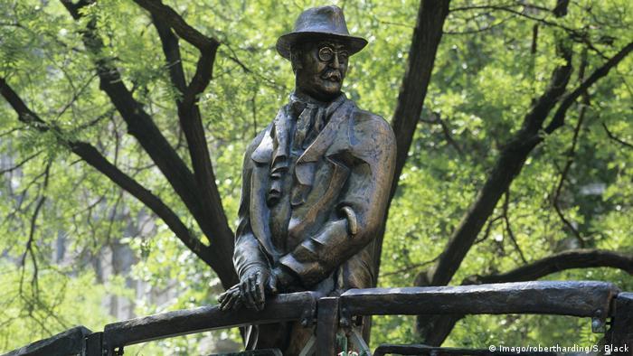 Ungarn Budapest Denkmal von Imre Nagy