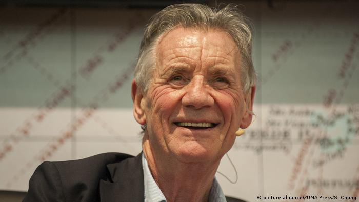 Michael Palin (picture-alliance/ZUMA Press/S. Chung)