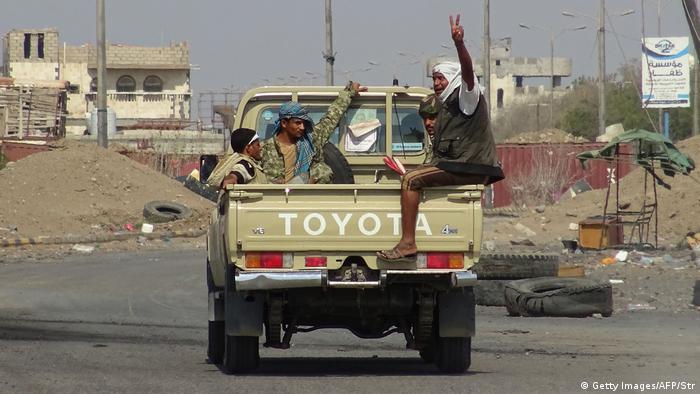 Jemen Hafen von Hudaida
