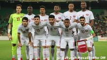 Fussball Asian Cup l Nationalmannschaft Qatar