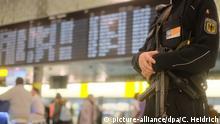 Deutschland Flugverkehr am Flughafen Hannover nach Zwischenfall eingestellt