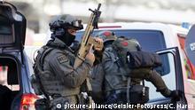 Deutschland Symbolbild SEK der Polizei