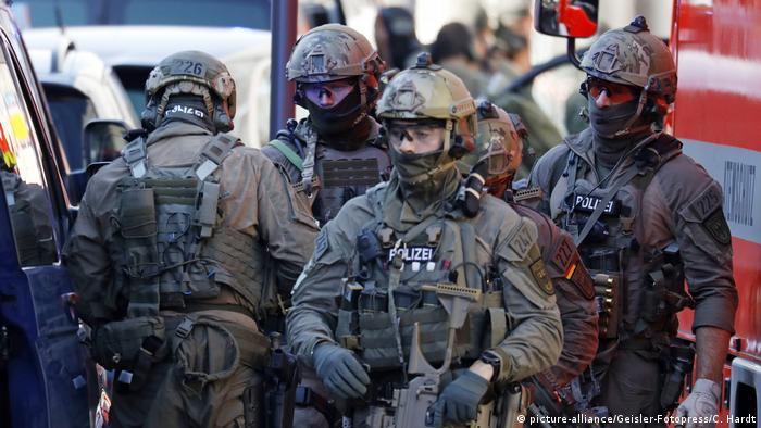 Pasukan khusus kepolisian Jerman SEK