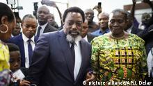 Wahlen im Kongo