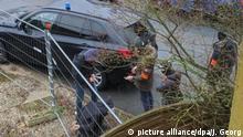 Deutschland - Polizei nimmt Terrorverdächtigen in Mainz fest