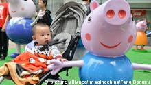 China Peppa Pig Figuren