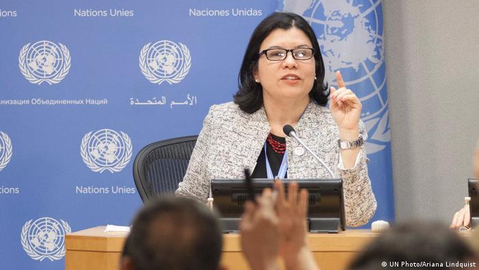 UN Monica Grayley (UN Photo/Ariana Lindquist)