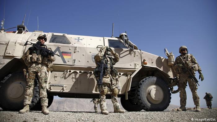 Afghanistan - Deutsche Bundeswehr im Einsatz (Imago/Est/Ost)