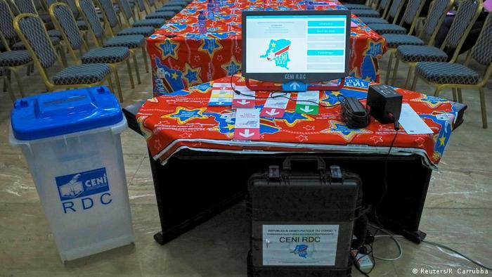 Kongo hält mit zwei Jahren Verspätung historische Wahlen ab