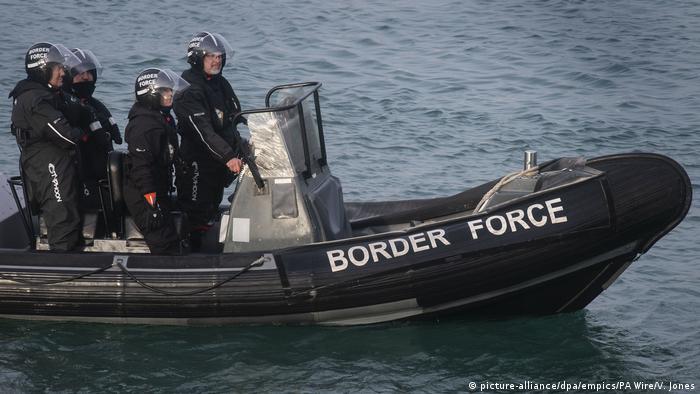 مرزبانان دریایی بریتانیا