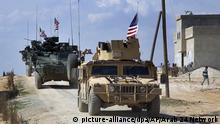 Syrien | Rückzug von US-Truppen aus Syrien angekündigt