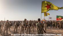 Syrien | SDS Kämpfer