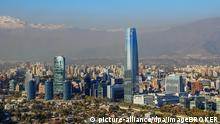 Chile | Skyline Santiago de Chile