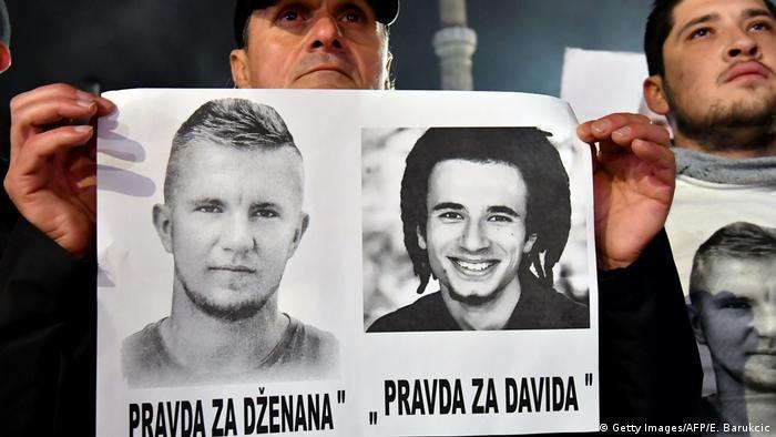 Bosnien und Herzegowina Proteste in Banjaluka