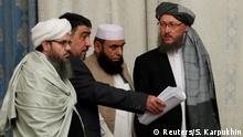 Russland Friedensgespräche Afghanistan | Taliban-Delegation in Moskau