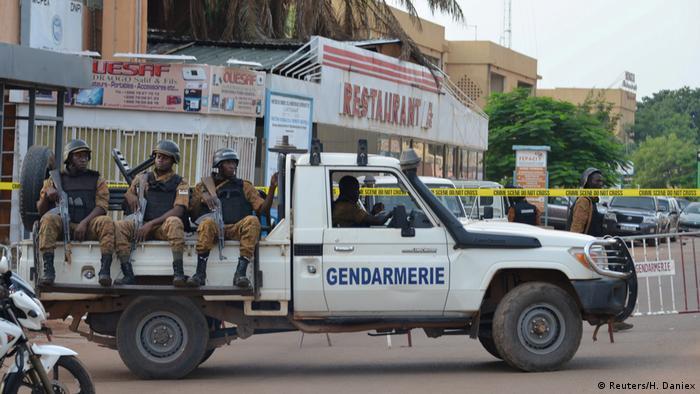Burkina Faso islamistische Anschläge