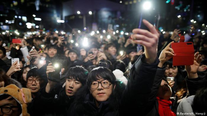 Новий 2019 рік у Сеулі