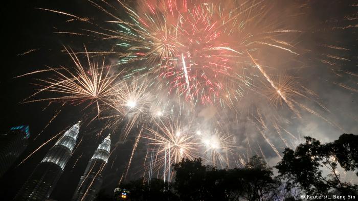 Новий 2019 рік у Малайзії