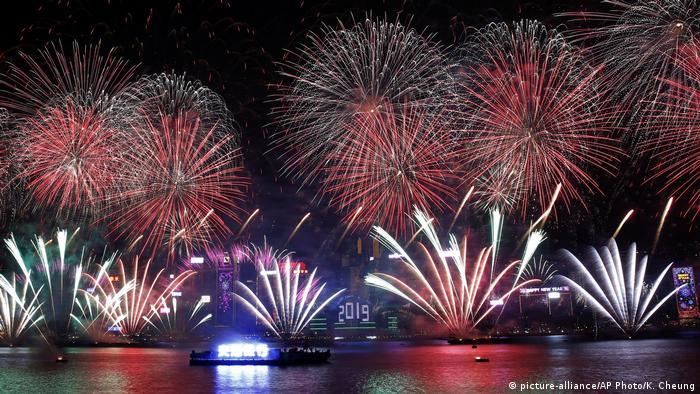 Hong Kong - Neujahr 2019