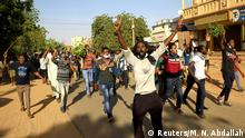 Sudan Demonstrationen Proteste