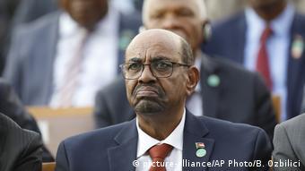 Türkei Ankara - Sudans Präsident - Omar Bashir (picture-alliance/AP Photo/B. Ozbilici)