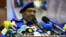 Sudan Khartoum - Sudans Präsident - Omar Bashir
